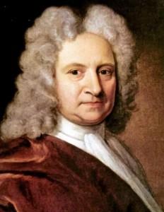 Эдмунд Галлей (1656—1742) английский астроном